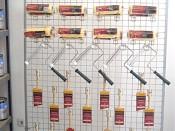 ВАЛКО БОЯДИСВАНЕ И ДЕКОРАЦИЯ - Продукти - Професионални бояджийски инструменти